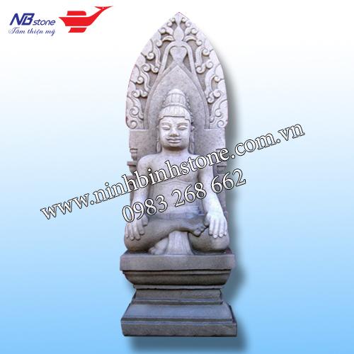 Tượng Chămpa cổ của Ninh Bình Stone