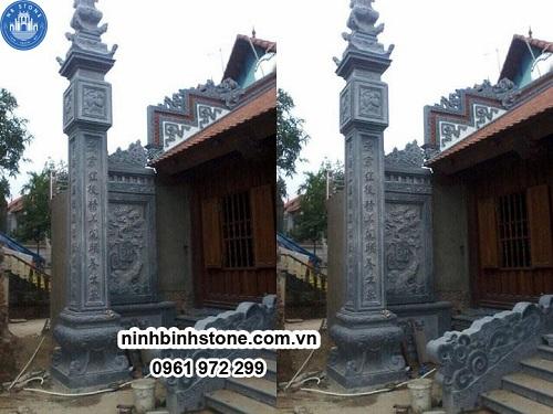 Cột đá đẹp của Ninh Bình Stone