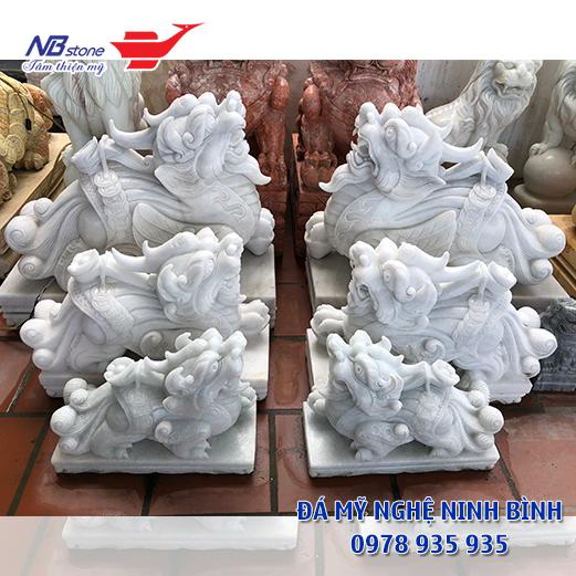 Mẫu tỳ hưu đá đẹp từ Ninh Bình Stone