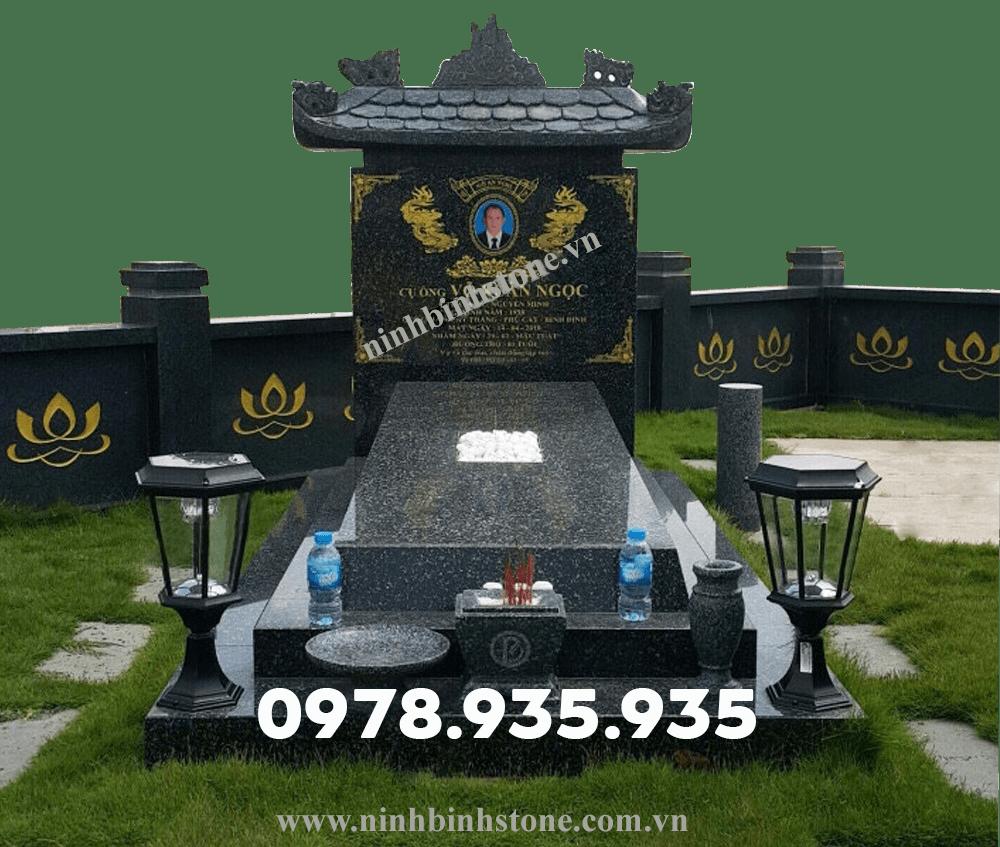 Cách tính giá mộ đá
