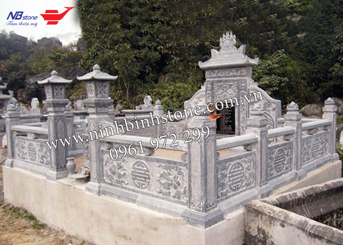 Tại sao nên lựa chọn làm lăng mộ bằng đá?