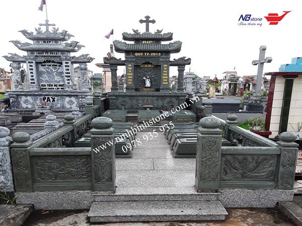 TOP 5 hình ảnh mộ đẹp và kích thước mộ chuẩn phong thủy
