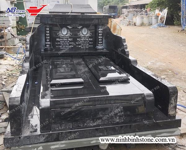 Xem ngay giá ngôi mộ làm sẵn trên thị trường