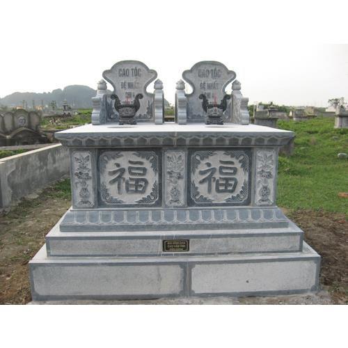 Ý nghĩa phong thủy không ngờ ẩn sau mộ đá đôi