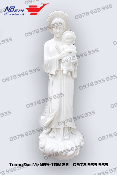 Top 5 mẫu tượng Đức Mẹ đẹp 2020