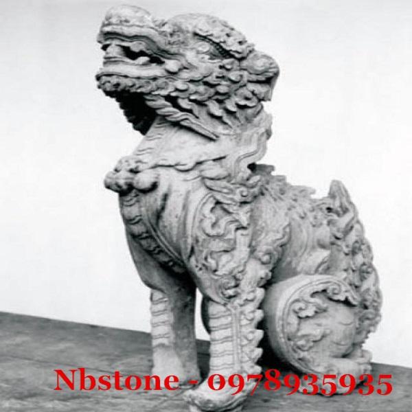 Nghê đá trong phong thủy người Việt